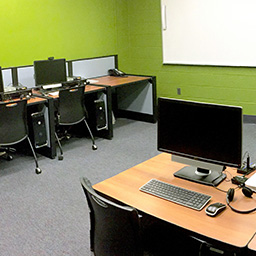 instructional technology lab